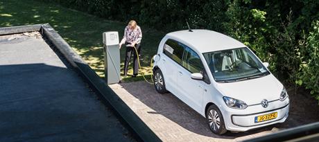 Slim laden van elektrische auto's <b>ontlast elektriciteitsnet met 40%</b>